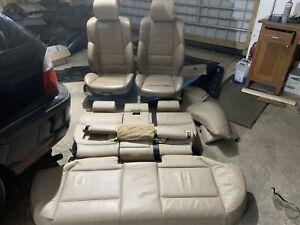 Bmw E46 M Sport Leather Interior Complete Rare Touring Estate