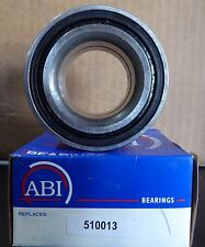 BRAND NEW ABI WHEEL BEARING 510013 FITS VEHICLES LISTED ON CHART