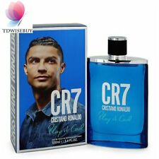 Cr7 Play It Cool Cologne by Cristiano Ronaldo Men Perfume 3.4 oz 100 ml EDT