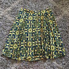 LuLaRoe Women's XL Multicolor Printed Madison Pocket Skirt Size XL