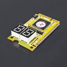 Digit Mini PCI PCI-E LPC PC Test Karte Testkarte Diagnosekarte Diagnose MY