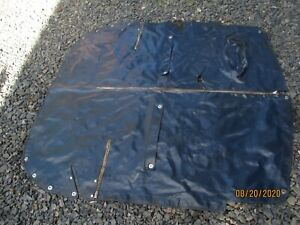 MG or MGB Tonneau Cover