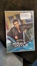 Republic of Doyle: Season 3 (DVD, 2012, Canadian)