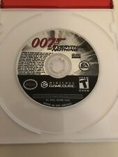 James Bond 007 Everything or Nothing Nintendo GameCube 2004 Disc Only Tested