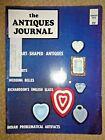 Antiques Journal 1974 Jade Glass Frank Elizabeth Haines Bride Dolls Queen Egypt