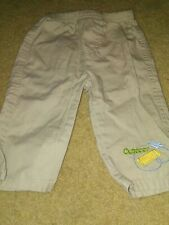 Boys size 6 -9 Months Disney Pants