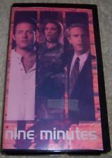 Nine Minutes VHS Stephen Howard James Sullivan Katherine Armstrong Devlin Files