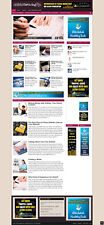 Article Marketing Website With Affiliate Options And New Free Domain