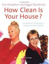 How Clean Is Your House?: Hundreds of Handy Tips to Make Your Home Sparkle, Wood