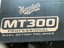 Meguiar's MT300 Pro Power DA Polisher