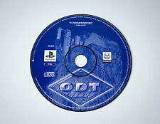 O.D.T. | PLAYSTATION 1 | AUS STORE | SAME DAY POST