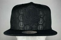 Mitchell and Ness NBA Dallas Mavericks Dark Repeater Snapback Hat, Cap, New