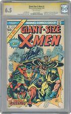 Giant Size X-Men #1 CGC 6.5 SS 1975 2024716004 1st app. new X-Men