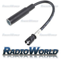 Car Aerial Adapter Antenna Lead Cable DIN socket to RAKU II