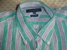Tommy Hilfiger Linen Stripe Shirt xxl