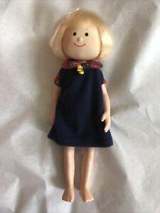 "Eden Madeline Friend Nicole 8"" Doll~Shirt/Jumper~Learning Curve"