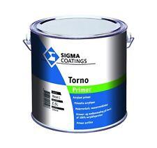SIGMA TORNO Primer Matter Acryl-Vorlack Weiß Matt 2,5 L