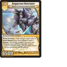 Kaijudo X3 EMPYREAN OVERSEER Uncommon #9/160 15VTX (Playset) Vortex DUEL MASTERS