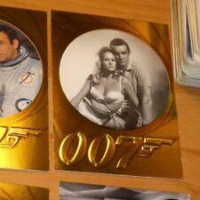 JAMES BOND 007 - 50th ANNIVERSARY - CARD 001 - DR. NO (AIZM) NM