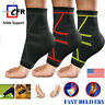 Compression Ankle Sleeve Support PLANTAR FASCIITIS Foot Pain Arch Heel Socks CFR