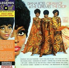 Diana Ross, Diana Ross & the Supremes - Cream of the Crop [New CD] Ltd Ed, Rmst,