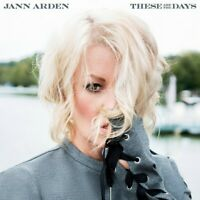 Jann Arden – These Are The Days VINYL LP RECORD