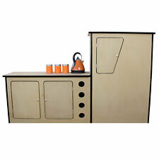 Camper Kitchen VW T4 Transporter Motorhome Van MDF Cupboard Unit Pod
