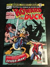 Howard The Duck 1  Facsimile Edition Incredible Condition 9.4(2019)