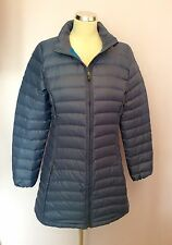 Women's Outdoor Down Knee Length Quilted Coats & Jackets