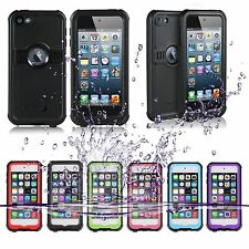 Waterproof Shockproof Dirtproof Snowproof case cover For iPod Touch 5th 6th