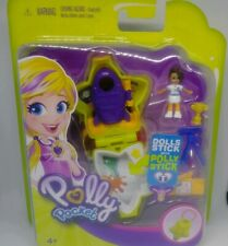 NEW Authentic Polly Pocket Rockin Science Tiny Places Compact
