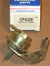 CARB CHOKE PULL-OFF ASSY -fits 84 Chevrolet, GMC - CarQuest CPA338