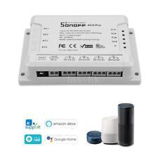 SONOFF 4CH Pro R2 ITEAD RF 433 MHz 4 Gang WiFI Switch 3 Modalità di lavoro J2B1
