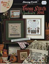 Stoney Creek - Cross Stitch for the Gardener's Soul