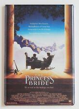 The Princess Bride FRIDGE MAGNET (2 x 3 inches) movie poster