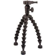 NEW Sunpak Flexpod Pro Gripper Lightweight Flex Camera Tripod Model Progripbkbk