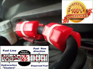 2 PAIR ECONOMY SAVER Magnetic Fuel Saver  for  all type AUDI VOLVO LEXUS VOLVO