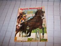 Sports Illustrated August 5, 1968 Nevele Pride - Stanley Dancer - Hambletonian