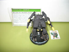 "=Mechwarrior MERC ""Blackout"" Malice 076 MAL-XP-A with card 02 ="