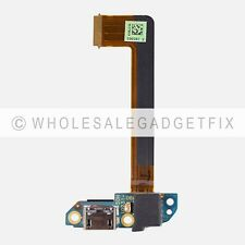 Micro USB Charger Charging Connector Port Mic Flex Cable For HTC One Max T6 803S