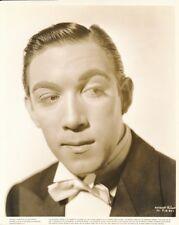 ANTHONY QUINN Original Vintage 1941 BULLETS FOR O'HARA Key Book Portrait Photo