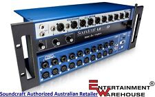 Soundcraft UI24R 24-channel Digital Mixer/USB Multi-track Recorder