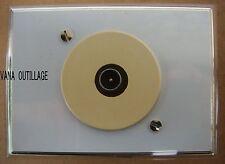 ARNOULD,Prise TV Rétro,,Télévision, ,75 x 75 mm,,Ancien Model,,LE SILENCIEUX