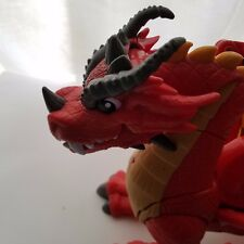Fisher Price Interactive Imaginext Eagle Talon Castle Dragon 2012 Tested