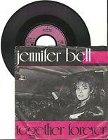 """Jennifer Bell, Together forever, G-/VG  7"""" Single 999-772"""