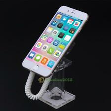 Anti-theft Security Cell Phone Display Stand Mount Holder for iPhone for Samsung