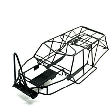 roll cage pad ebay Jeep Rollover Bar steel frame body roll cage for 1 10 rc crawler truck axial wraith 90018 black