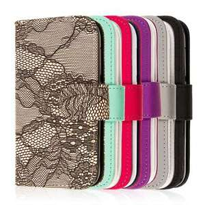for Alcatel One Touch Fierce 2 Wallet Case MPERO FLEX FLIP ID Credit Card Cover