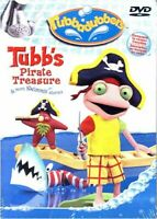 Tubb's Pirate Treasure and More Swimmin Stories New DVD