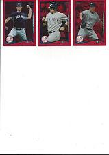 2014 Topps Update Red Hot Foil Matt Thorton New York Yankees # US 312